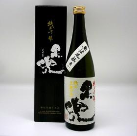 池亀黒兜(純米吟醸)箱入り